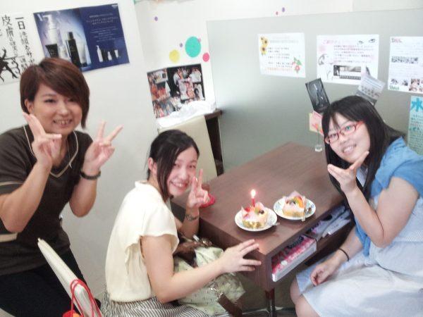 Happy Birthday(๑ˇεˇ๑)•*¨*•.¸¸♪サムネイル